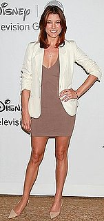 Pictures of Kate Walsh in Ivory Blazer