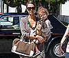 Slide Picture of Jessica Alba and Honor Warren in LA 2010-08-04 10:45:00