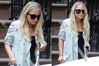 Pictures of Mary-Kate Olsen in New York