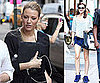Leighton Gossips With Blake as She Readies For a Weekend With Rob