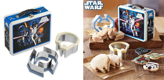 Stop What You're Doing and Buy This Star Wars Lunch Set