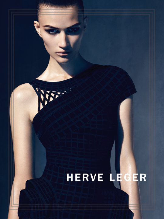 Herve Leger With Tara Gill