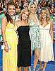 Heidi Montag Hills Drama With Lauren Conrad and Audrina Patridge 2010-08-05 12:00:00