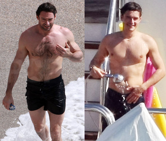 Hugh Jackman vs. Orlando Bloom