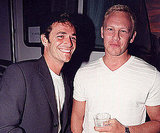 Luke Perry and Ian Ziering showed up together in 1999 for the Teen Choice Awards.