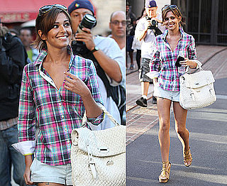 Pictures of Cheryl Cole Shopping With Derek Hough in LA After Malaria, Cancelled Help For Heroes, Mentoring Groups on X Factor