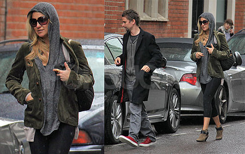 Photos de Kate Hudson et de Matt Bellamy a Londres