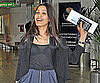 Slide Picture of Freida Pinto at Heathrow