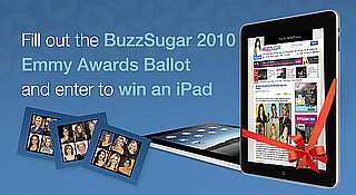 iPad Giveaway and 2010 Primetime Emmy Awards Ballot 2010-08-09 12:30:06