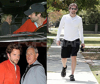 Pictures of Bradley Cooper and Renee Zellweger Together in LA