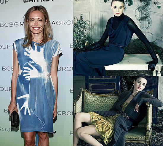 BCBG's Lubov Azria Dishes Fall Dressing Advice!
