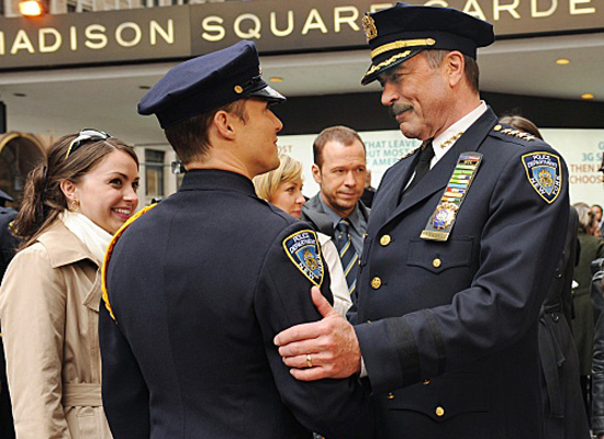Pilot Scoop: Blue Bloods