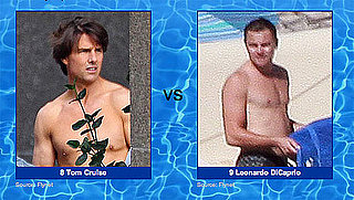 Who Has the Hotter Shirtless Abs — Tom Cruise or Leonardo DiCaprio?