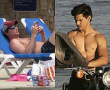 Peter Facinelli vs. Taylor Lautner
