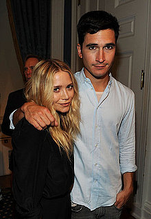 Mary-Kate Olsen Promoting Fashion's Night Out in NYC 2010-08-11 22:30:00