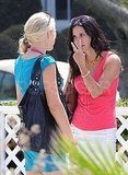 Pictures of Courteney and Busy