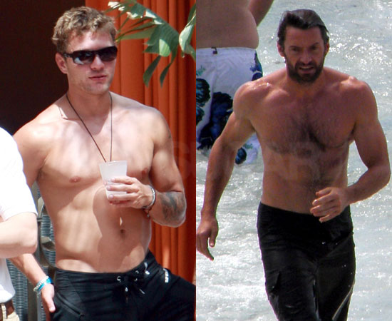 Ryan Phillippe vs. Hugh Jackman