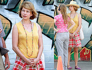 Pictures of Michelle Williams Filming Take This Waltz in Toronto