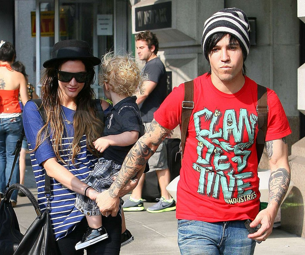 Pictures of Pete and Ash