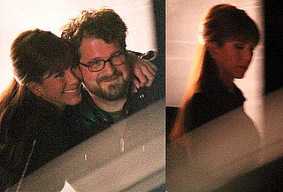Pictures of Jennifer Aniston Wrapping Work on Horrible Bosses in LA