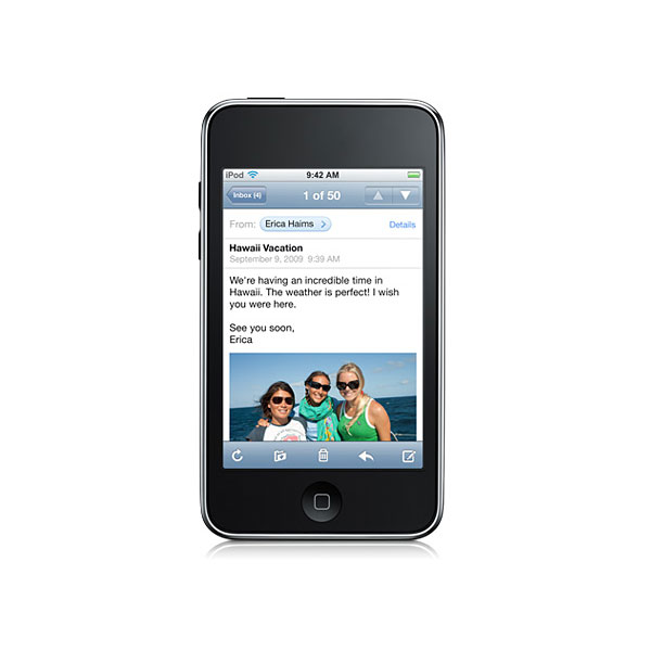 Free iPod Touch With Purchase of a Mac