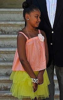 Sasha Obama Is a Style Icon