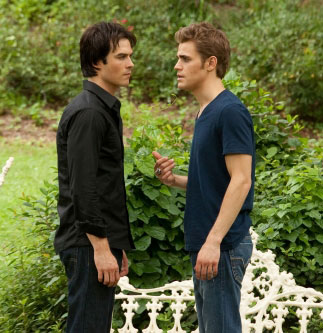 Pictures From Vampire Diaries Season 2