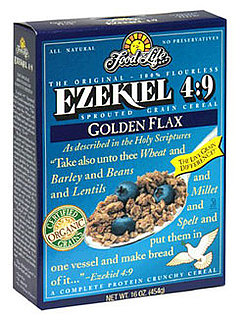 Review of Ezekiel 4:9 Golden Flax Cereal by Food For Life