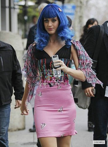 Out with Katy Perry