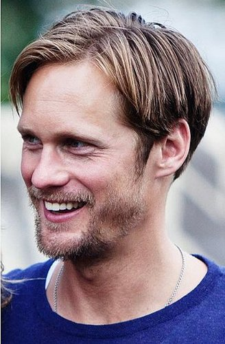 Alexander Skarsgard our True Blood Hottie in Sweden