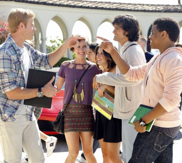 90210 Season Three Pictures