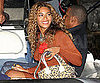 Slide Picture of Beyonce Knowles and Jay-Z in Italy