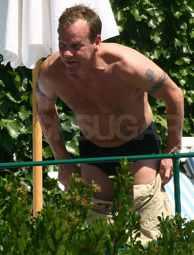 Kiefer Sutherland Photos