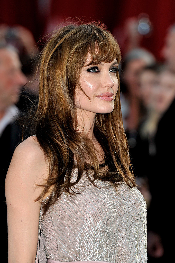 Angelina Jolie at the London Premiere of Salt