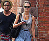 Slide Picture of Jessica Alba Walking in NYC