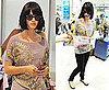 Katy Perry at Tokyo Airport