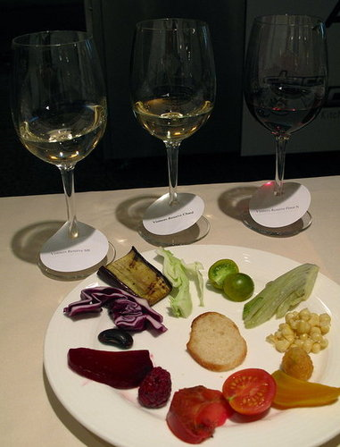 Kendall-Jackson Wine Educator Talks Visual Food and Wine Pairings