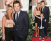 Jennifer Aniston, Jason Bateman and Thomas Robinson at The Switch Premiere