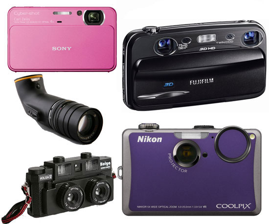 5 Lustworthy High Tech Cameras