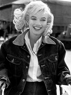 New Marilyn Monroe Pics: More Candid &amp; Casual Than Ever