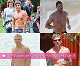 Pictures of David Beckham, Nick Lachey, Zac Efron, Kellan Lutz, and Eric Dane Shirtless