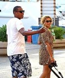 Pictures of Beyonce and Jay-Z
