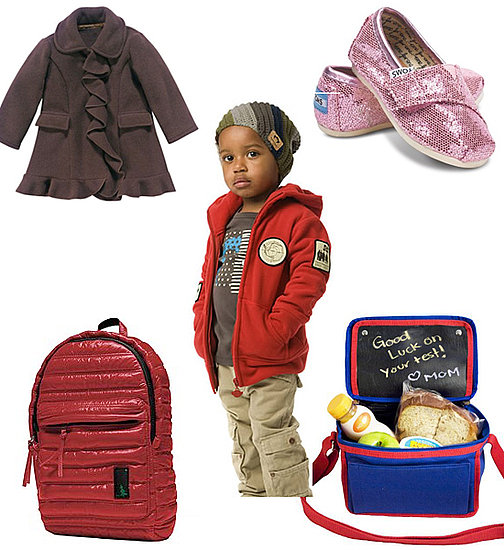 "Get Set For School With Our Back-to-School ""Wee""drobe Essentials"