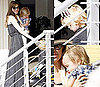 Pictures of Knox and Vivienne Jolie-Pitt With Angelina in Budapest
