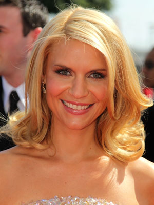 Claire Danes at 2010 Emmy Awards