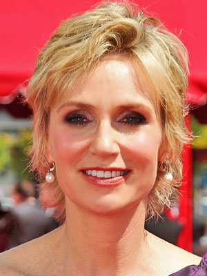 Jane Lynch at 2010 Emmy Awards