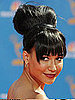 Naya Rivera at 2010 Emmys