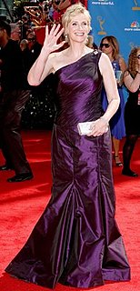 Jane Lynch at the 2010 Emmy Awards