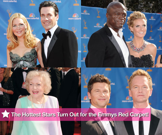 Pictures of Celebs Going Glam on the Emmy Red Carpet 2010-08-29 18:47:17