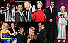2010 Primetime Emmy Awards Show, Audience and Backstage